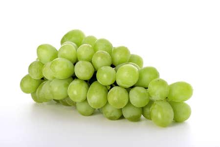 White grapes photo
