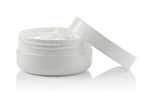 moisturizing: Cosmetic face cream container