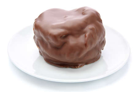 Bossche bol or moorkop, Dutch traditional pastry
