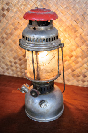 Old Lamp Photo