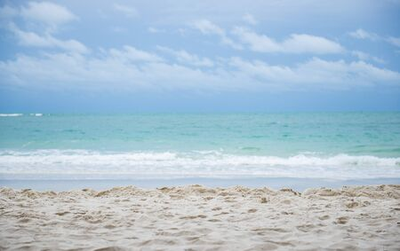 Beautiful beach and sea on Koh Samet, Thailand Stock Photo