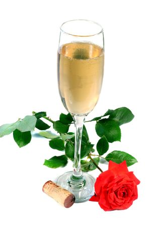 White Wine Stock Photo - 729055