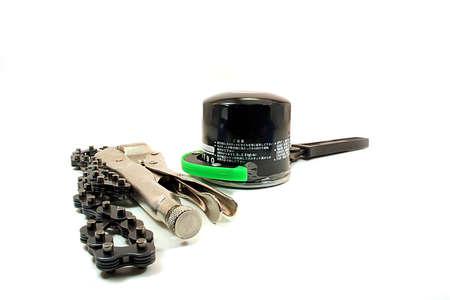 Mechanic's  Tools Stock Photo - 2024610