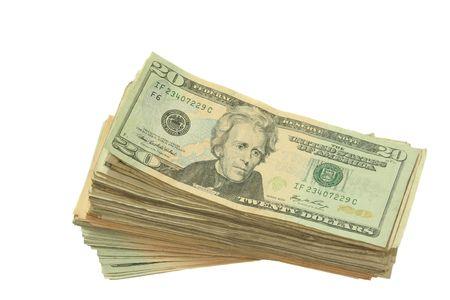 money packs: Pack of money