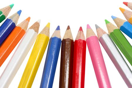 Colorful Pencils Stock Photo - 3068339