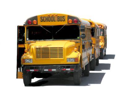 School Bus Stock Photo - 3472368