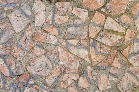 Macro shot of a stone background Stock Photo - 17001491