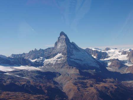 schweiz: Matterhorn