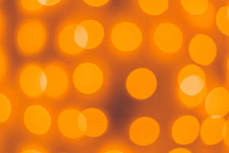 overlaying: Defocused Christmas lights. Bokeh photography can be used as a background