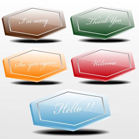 message box: message box vector