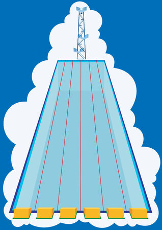 springplank: