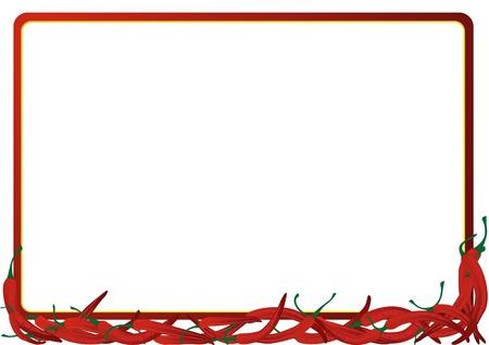 Le châssis de la Red Hot Chili Peppers Vecteurs