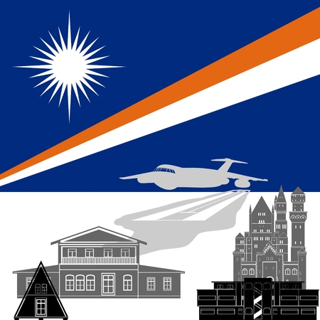 marshall: Marshall Islands Illustration