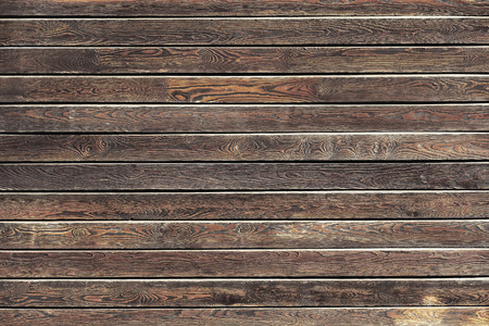 rustic wood: Natural wooden background, table or boards top view Stock Photo