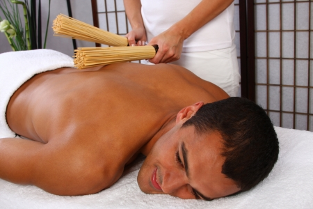 Man Massage photo