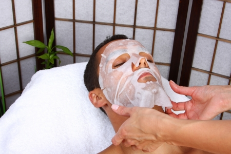 Facial Mask photo