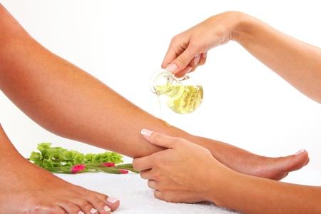 Beauty treatment photo - Feet Massage
