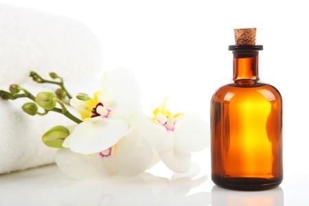 Massage Therapist - Aromatherapie und Massage Oil Standard-Bild - 18252904