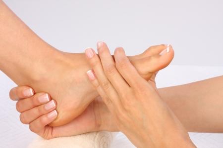 pedicure: Beauty treatment photo - Feet Massage