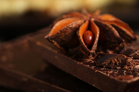 Dark Chocolate pieces - Sweet food