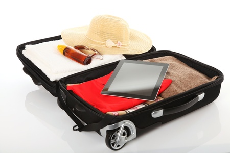 Travel - Suitcase, Holiday, Vacation, Business Travel