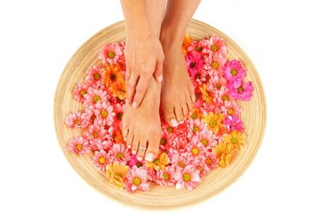 mimos: Belleza foto de tratamiento bonitos pies pedicured