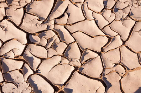 Drought and its Result - Scorched Earth photo