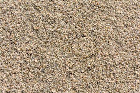 sedimentary: Sand is a loose sedimentary rock - texture