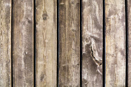 chink: Retro boards as a texture. Stock Photo
