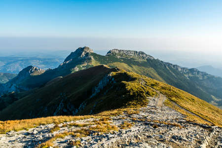 giewont: Giewont massif in a beautiful autumn day.