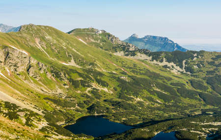 The Kasprowy Wierch and Giewont peaks are among the best known in the Polish Tatras. Which is also often spoken by tourists who are on vacation or weekend in Zakopane.