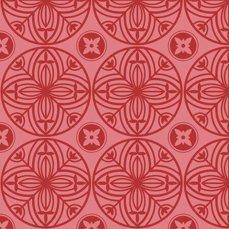 Basque Seamless Background Symbol. Vector Image. Stock Vector - 5919646