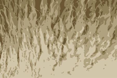 Abstract Grunge Texture. Editable Vector Image Stock Vector - 6072265