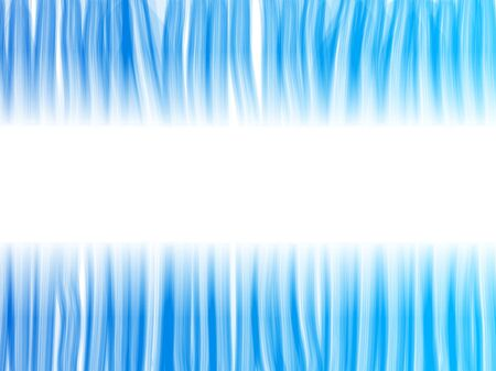 Blue and White Lines Background Vector