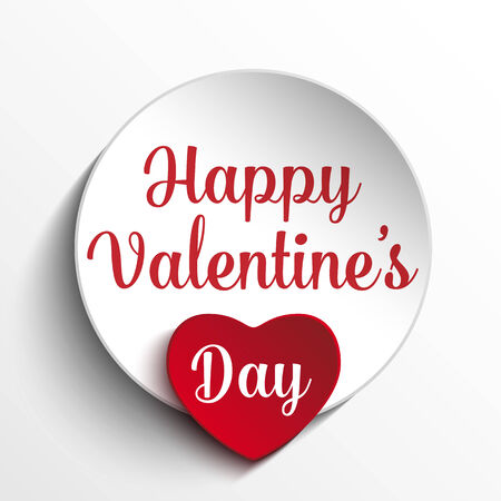 Vector - Valentine Day I Love you Heart Vector