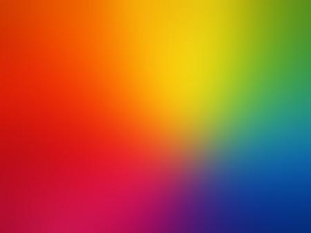 Vector Gay rainbow gradient mesh blur background Stock Illustratie