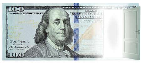 Door in Dollar photo