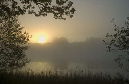 Sunrise Lake photo