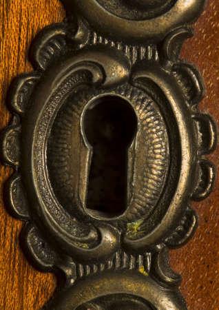 Door het sleutelgat