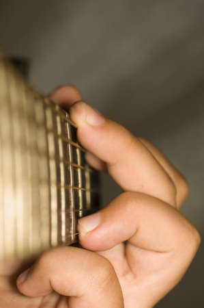 Acoustic Guitar - Chord G Stock Photo - 10193621