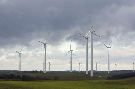 wind farm photo
