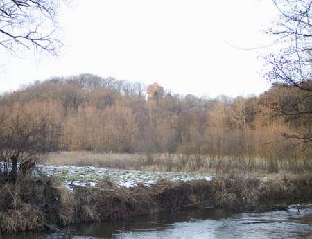 teutonic: Teutonic castle tower