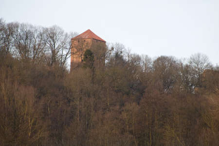 teutonic: Torre del castello teutonico