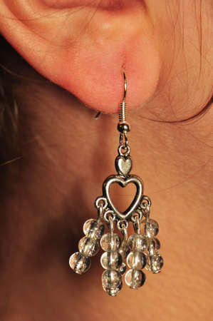 pretty s shiny: Earring