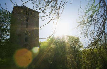 teutonic: Teutonic tower