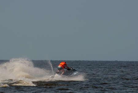 jet ski: Mer Baltique Jet ski