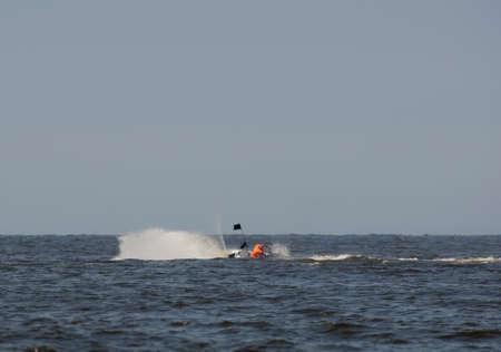 Baltic sea Jet ski photo