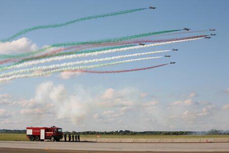 Airshow in Hungary, Kecskemet