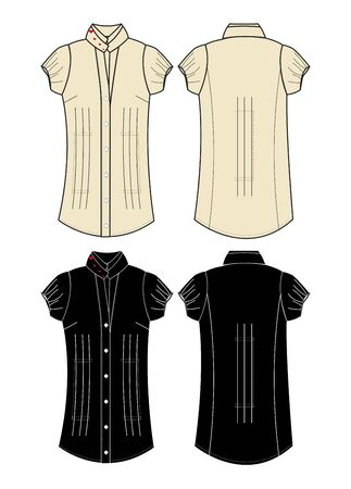apparel dress Vector