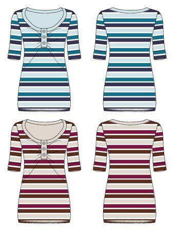 apparel dress line
